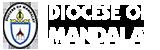 Mandalay diocese logo